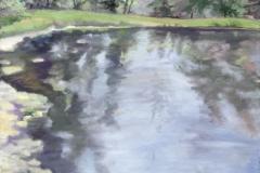 April Pond